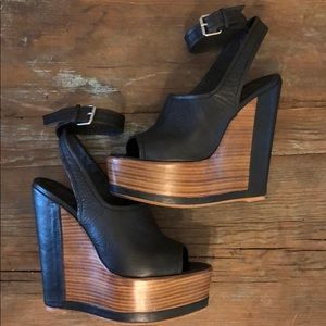 Dolce Vita Ankle Strap Wedges